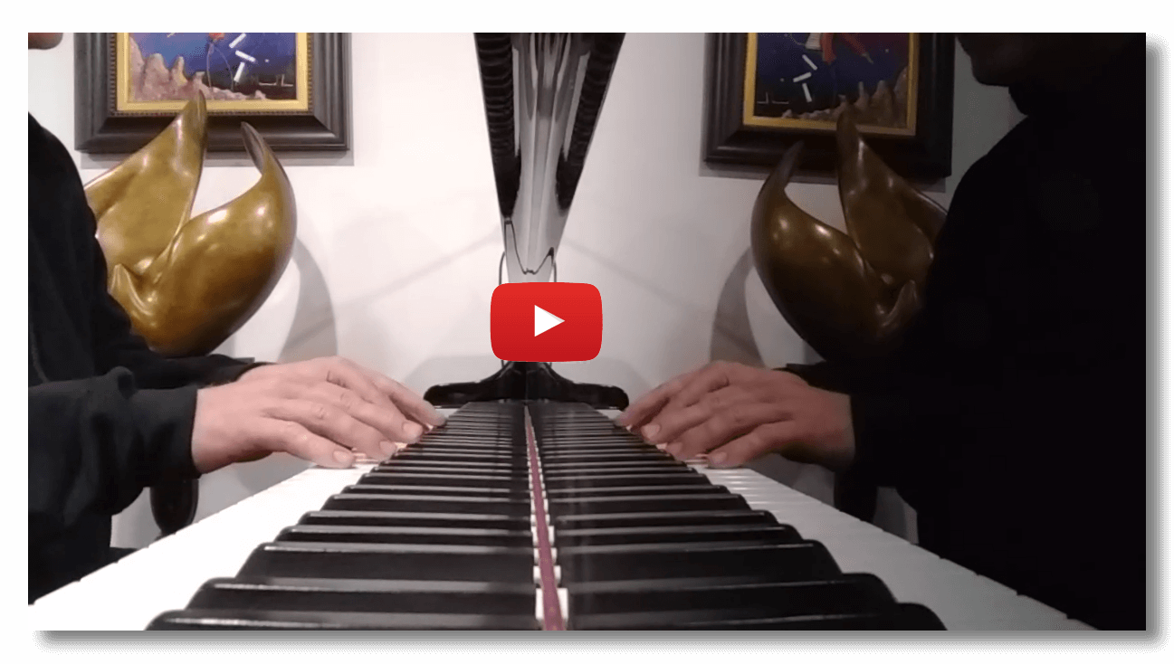 John Saxon's Piano Reading